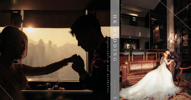 【蜂蜜紅茶,等妳的回應】 | 港島香格里拉酒店婚禮 | Island Shangri-La Wedding Photography