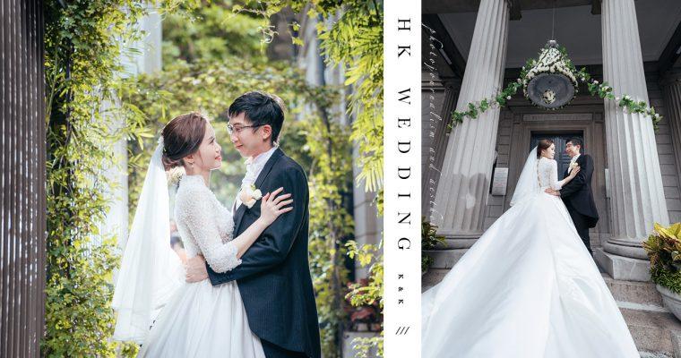 【走進這聖瑪加利教堂】| Church Wedding Photography| 教堂婚禮攝影