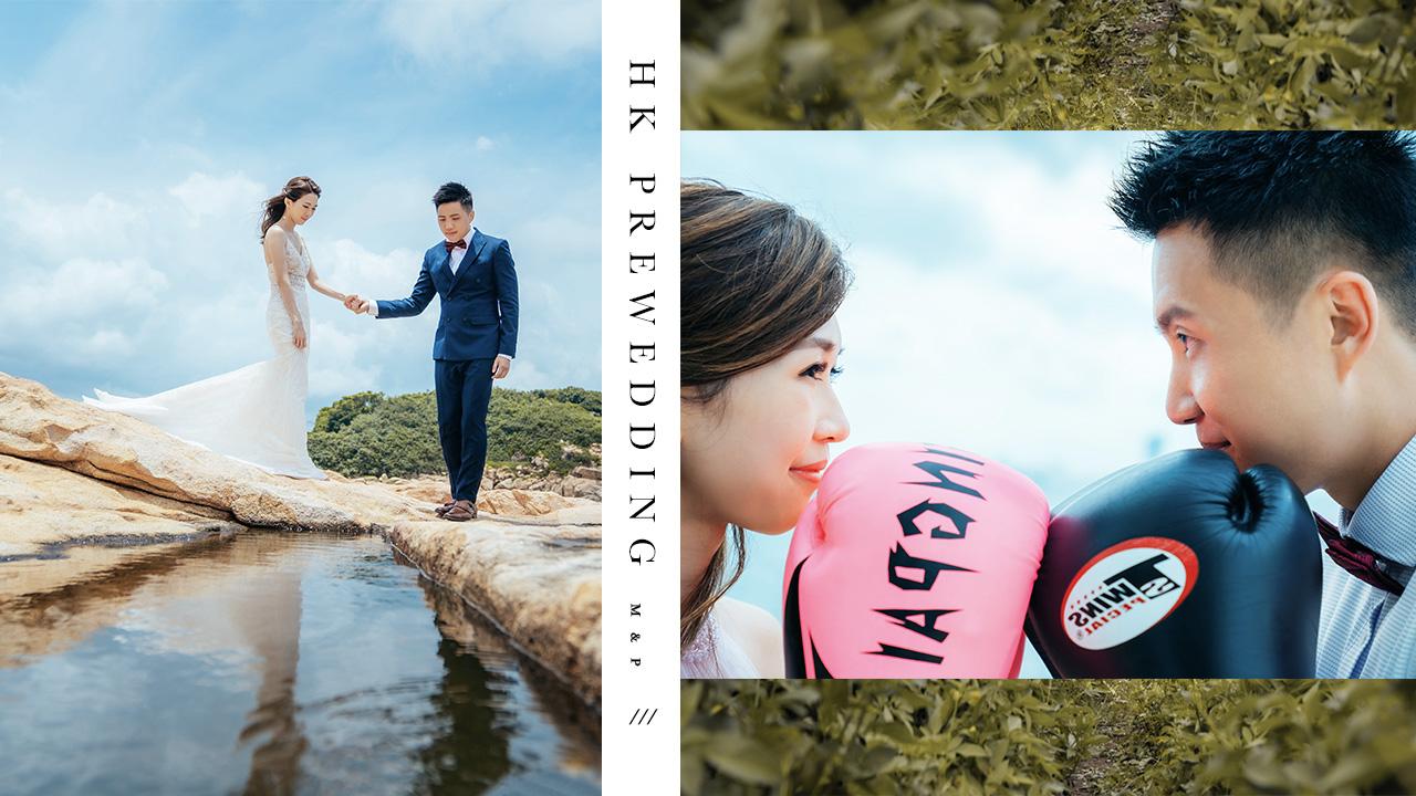 【北斗拳遇上黑武士】| HK Prewedding | 香港婚紗攝影