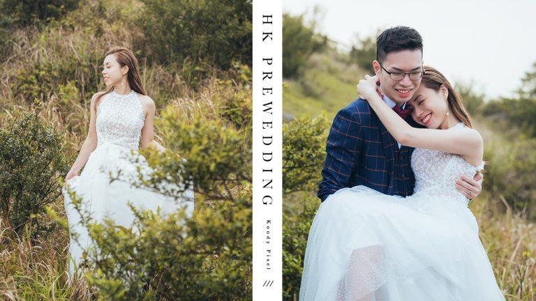 【風雨也是甜味】| HK Prewedding | 香港婚紗攝影