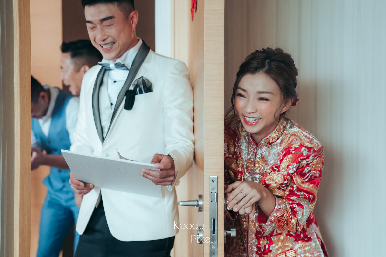 【排球賽裡定情】| Wedding photography | 婚禮攝影