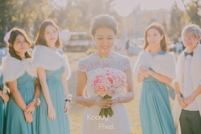 【冬日裡的暖陽】婚禮攝影 | Wedding photography