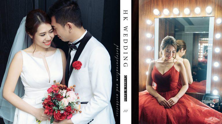 【謝謝您教懂我愛】| HK Wedding Photography | 香港婚禮攝影