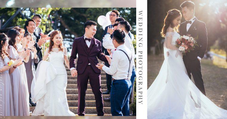 【只為你而唱的歌】| Wedding Day Photography | 婚禮攝影