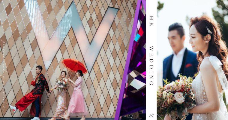 【那眼淚成份】 | W Hotel Wedding Photography | W酒店婚禮攝影