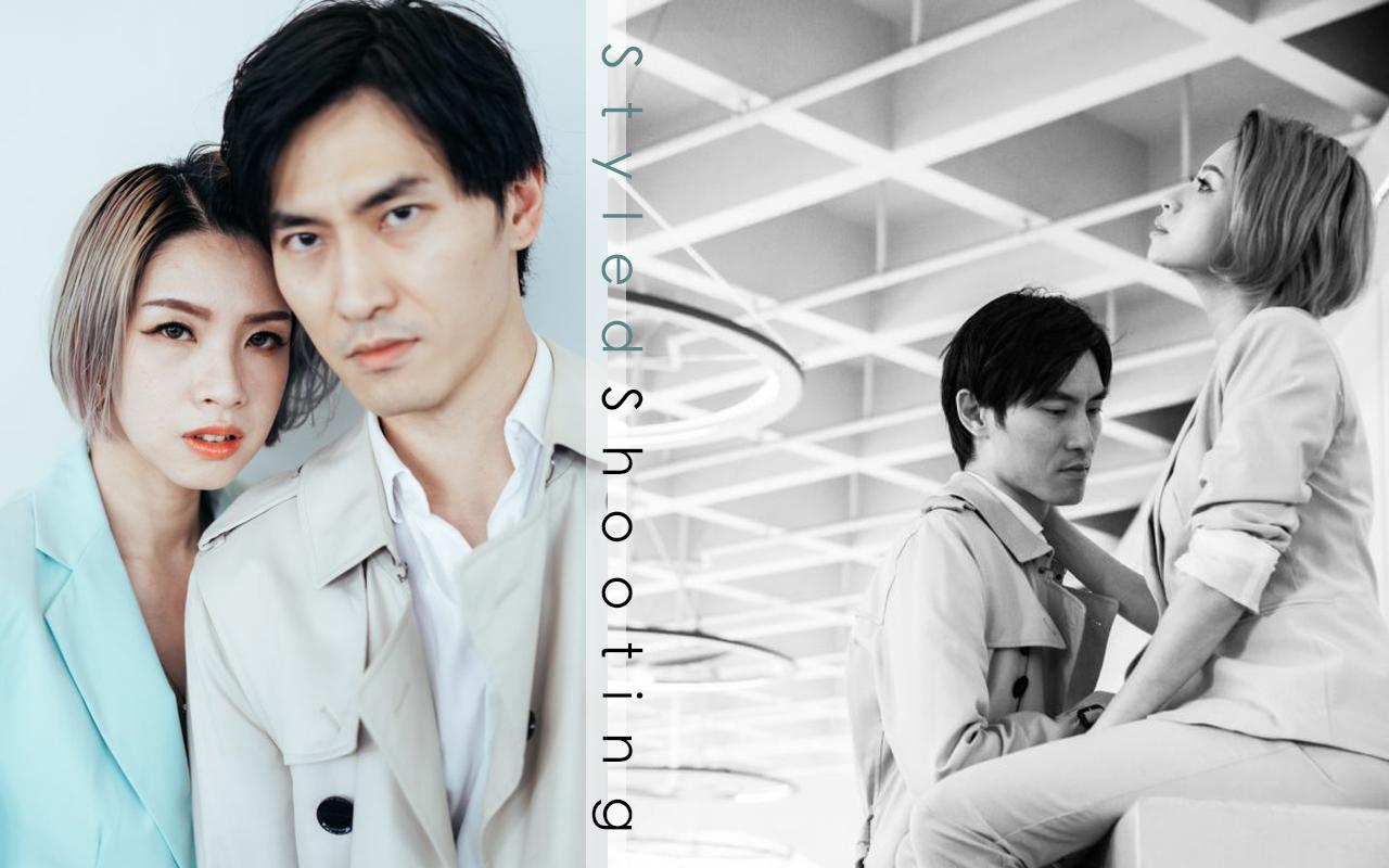 受保護的文章:【我們,越難越愛】  HK styled shooting   香港人像攝影