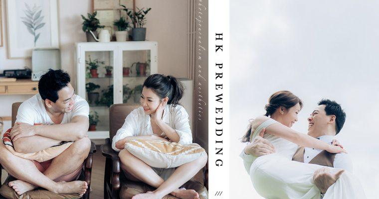 【打是情.罵是愛】| HK Prewedding | 香港婚紗攝影