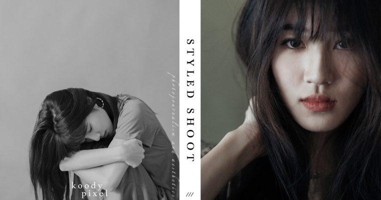 【鄰家女孩】| Studio Portrait | 影樓人像攝影