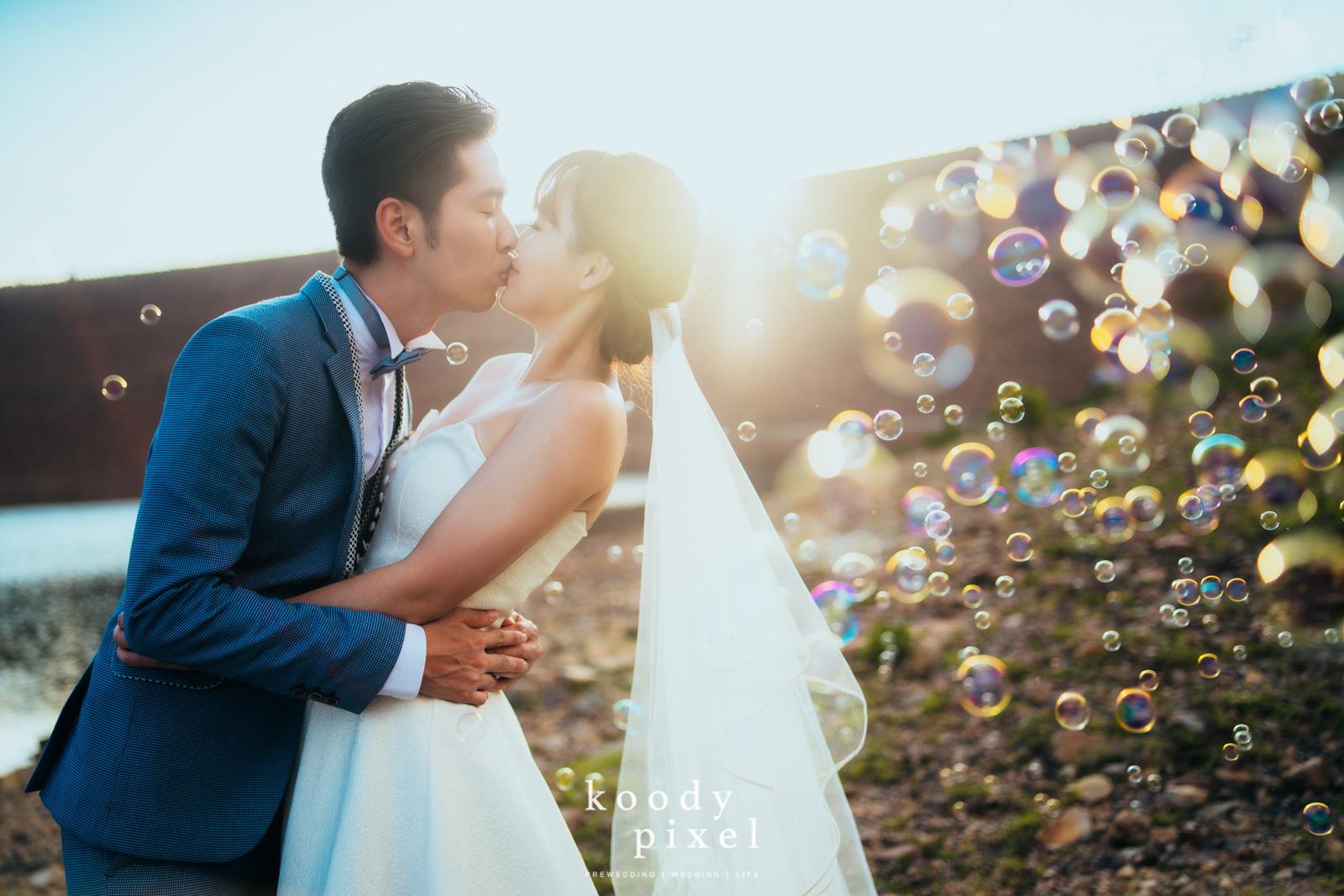【炫耀文!我娶到了位賢妻】| HK Pre wedding | 小島婚紗攝影