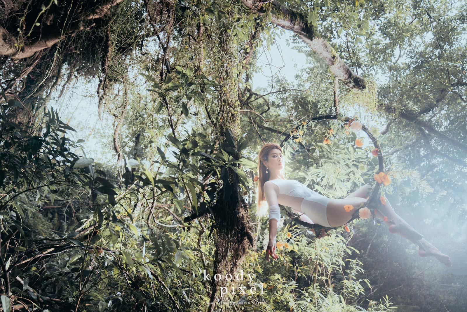 Aerial hoop photography 空中呼拉圈攝影