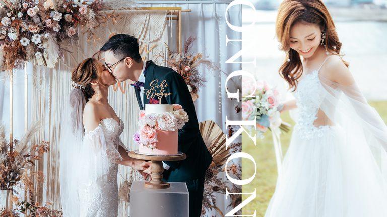 【許願樹】|HK Wedding Photography|香港婚禮攝影
