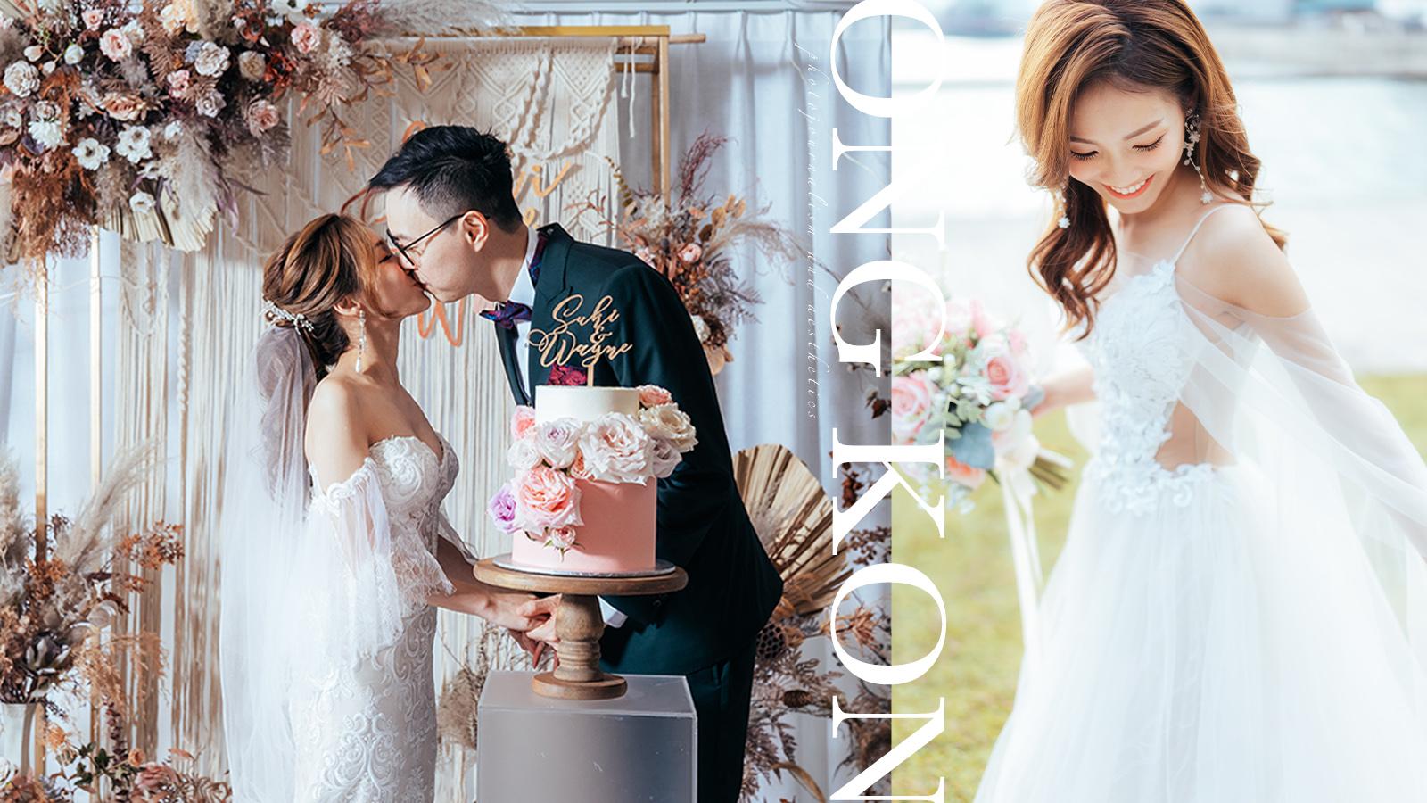 【許願樹】 HK Wedding Photography 香港婚禮攝影