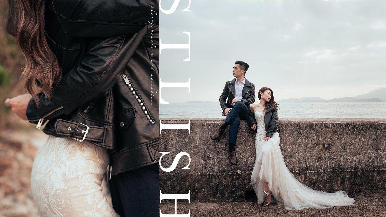 【Tengo ganas de ti】 Stylish Prewedding 型格婚紗照