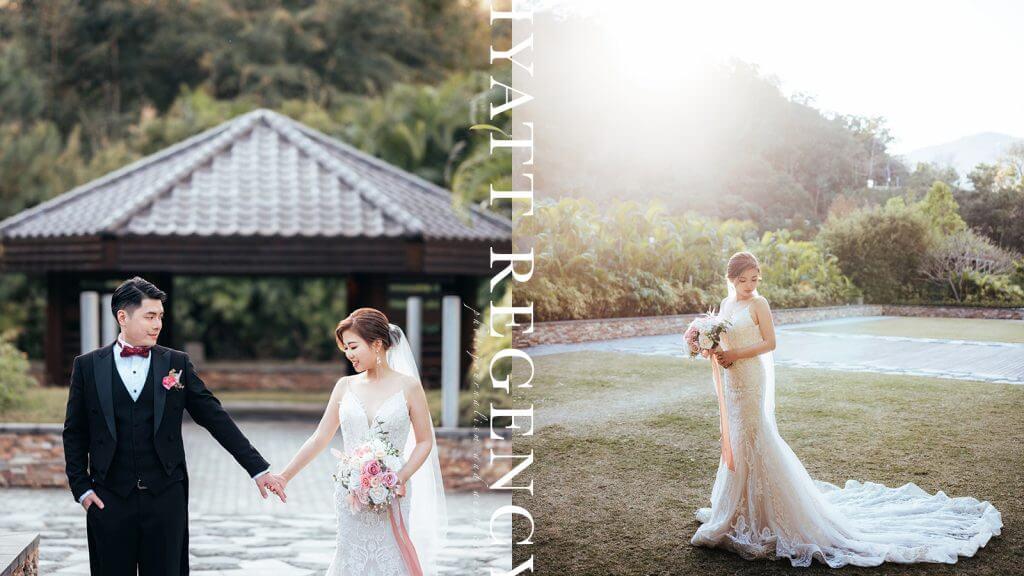 【在2021開展屬於我倆的新一章】 Hyatt Regency Sha Tin Hotel Wedding 沙田凱悅酒店婚禮