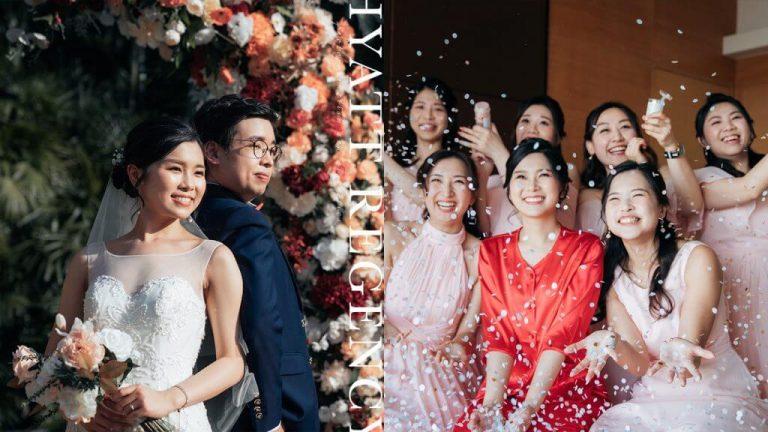 【那些年】|Hyatt Regency Wedding Photography|沙田凱悅酒店婚禮